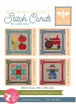 Bee In My Bonnet Stitch Cards Set B Patterns by Lori Holt