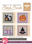 Bee In My Bonnet Stitch Cards Set F Patterns by Lori Holt