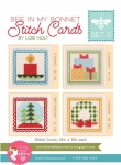 Bee In My Bonnet Stitch Cards Set G Patterns by Lori Holt