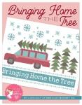 Bringing Home The Tree Cross Stitch Pattern by Lori Holt