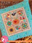 Farm Girl Fall Cross Stitch Pattern by Lori Holt