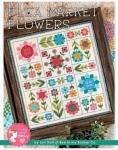 Flea Market Flowers Cross Stitch Pattern by Lori Holt