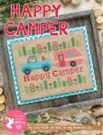 Happy Camper Cross Stitch Pattern by Lori Holt