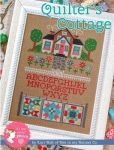 Quilters Cottage Cross Stitch Pattern by Lori Holt