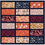 Roll-Up Picnic Quilt Project Sheet by Ruby Star Society
