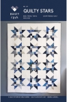 Quilty Stars Quilt Pattern by Quilty Love