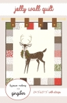 Jolly Wall Quilt Pattern by Jessee Maloney/Gingiber