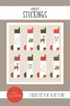 Stockings Quilt Pattern by Stacie Bloomfield / Gingiber