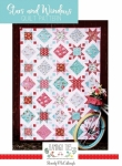 Stars and Windows Quilt Pattern by Flamingo Toes Designs