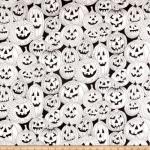 ALEXANDER HENRY - Jack O'Laughter - Black/White