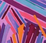 ALEXANDER HENRY - Wilderberry - Stripe - Pink - Berry
