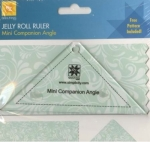 Jelly Roll Ruler - Mini Companion Angle by EZ Quilting