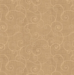 HENRY GLASS - Whimsey - Swirls Taupe