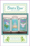CD - Christ Is Risen Table Top Display Machine Embroidery by Janine Babich Design