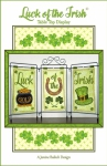 CD - Luck Of The Irish Table Top Display Machine Embroidery by Janine Babich Design