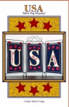 CD - USA Table Top Display Machine Embroidery by Janine Babich Design