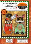 CD - Steampunk Halloween Embroidery CD by Desiree Habicht