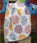Cut Loose Press - Bubbles Quilt Pattern
