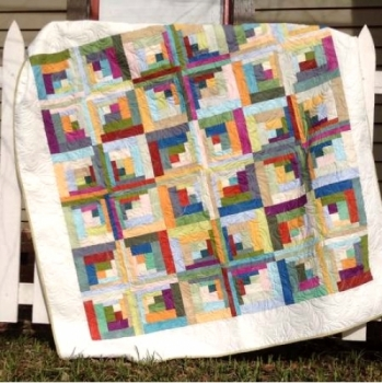 Cut Loose Press Carousel Quilt Pattern Clpjaw021 Quilt In A Day