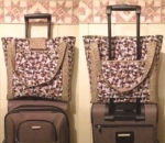 Cut Loose Press - Luggage Rider Carry-On Bag Pattern
