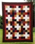 Cut Loose Press - Charming Stars Quilt Pattern