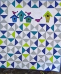 Cut Loose Press - Show Your Row: Hourglass Quilt Pattern