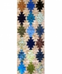 Cut Loose Press - Keystone Table Runner Pattern