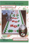 Ho Ho Holly Projects by Amelie Scott Designs