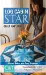 Log Cabin Star Quilt Pattern by C&T Publishing