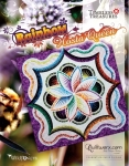 Rainbow Hosta Queen Pattern by Quiltworx