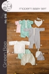 Modern Baby Set by Green Bee