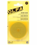 Olfa 60mm Replacement Rotary Blade 1 per pkg.