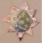 Celestial Sun Needle Nanny by Puffin & Company