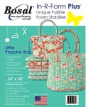 Bosal Little Poppins Bag In R Form Double Sided Fusible