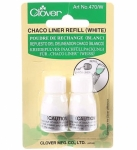 Chaco Liner Chalk Refill White by Clover