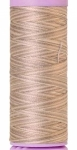 Silk-finish 50wt Variegated Cotton Thread 109yd/100m Dove Gray