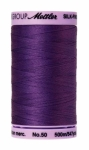 Thread - Silk Finish Cotton 50wt, 547yds Iris Blue
