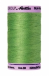 Thread - Silk Finish Cotton 50wt, 547yds Bright Mint