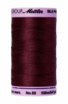 Thread - Silk Finish Cotton 50wt, 547yds  Beet Red