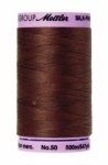 Thread - Silk Finish Cotton 50wt, 547yds Friar Brown