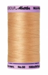 Thread - Silk Finish Cotton 50wt, 547yds Oat Straw