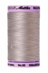 Thread - Silk Finish Cotton 50wt, 547yds Ash Mist