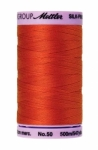 Thread - Silk Finish Cotton 50wt, 547yds Paprika