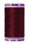 Thread - Silk Finish Cotton 50wt, 547yds Cranberry