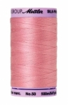 Thread - Silk Finish Cotton 50wt, 547yds Rose Quartz