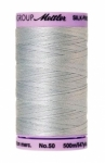 Thread - Silk Finish Cotton 50wt, 547yds  Moonstone