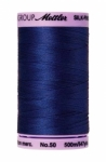 Thread - Silk Finish Cotton 50wt, 547yds Royal Blue