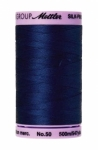 Thread - Silk Finish Cotton 50wt, 547yds Imperial Blue