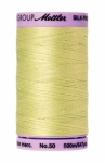 Thread - Silk Finish Cotton 50wt, 547yds Spring Green