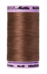 Thread - Silk Finish Cotton 50wt, 547yds Espresso